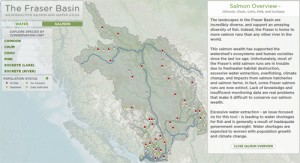 Fraser Basin LiveMap