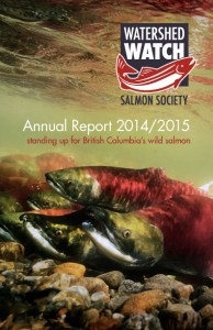 Watershed Watch Salmon Society Annual Report 2014/2015